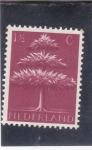 Stamps Netherlands -  arbol