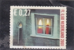 Stamps : Europe : Netherlands :  velas