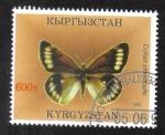 Sellos del Mundo : Asia : Kirguistán : Mariposas