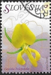 Stamps : Europe : Slovenia :  Genista Holopétala   2007  0,67€