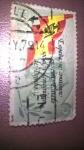 Stamps Europe - Spain -  España se constituye en un estado social y democrático de derecho