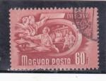 Stamps Hungary -  ,
