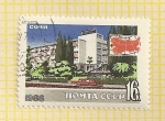 Stamps Russia -  Casa apartamentos