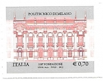 Stamps : Europe : Italy :  arquitectura