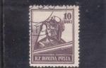 Stamps Romania -  aviador