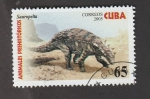 Stamps : America : Cuba :  Sauropelta