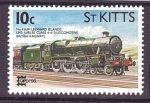 Stamps Saint Kitts and Nevis -  CAPEX'96