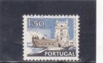 Sellos de Europa - Portugal -  Torre de Belem -Lisboa