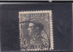 Stamps Belgium -  Alberto I