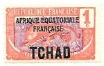 Sellos de Africa - Chad -  Felino