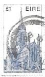 Sellos de Europa - Bélgica -  Catedral