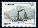 Sellos del Mundo : Europa : Mónaco : La Palmaria siglo X I X