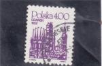 sello : Europa : Polonia : Gdansk 1652