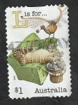 Sellos del Mundo : Oceania : Australia :  4359 - L de Libélula