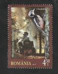 Sellos del Mundo : Europa : Rumania : 6179 - Locomotora
