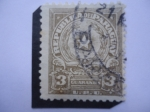Stamps Paraguay -  Escudo de Armas - U.P.U.