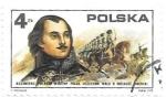 Sellos de Europa - Polonia -  personajes