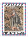 Sellos de Europa - Vaticano -  religión