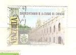 Sellos de America - Venezuela -  IV cent Caracas