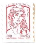 Sellos del Mundo : Europa : Francia :  Básica