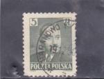 Stamps of the world : Poland :  Roman Odzierzynski primer ministro
