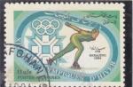 Stamps Afghanistan -  OLIMPIADA SARAJEVO'84