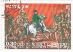 Sellos de Africa - Guinea Ecuatorial -  Batalla de Jena 1806