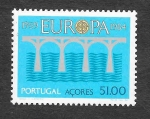 Stamps : Europe : Portugal :  AZORES 344 - Puente