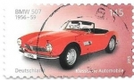 Stamps of the world : Germany :  BMW