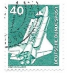 Stamps Germany -  INDUSTRIA ALEMANA