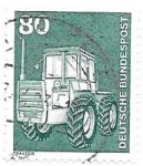 Stamps of the world : Germany :  INDUSTRIA ALEMANA