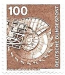 Stamps : Europe : Germany :  INDUSTRIA ALEMANA