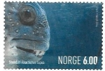 Stamps of the world : Norway :  fauna marina