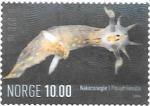Sellos de Europa - Noruega -  fauna marina