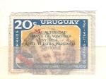 Sellos del Mundo : America : Uruguay : artiagas RESERVADO