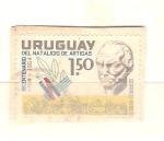 Sellos del Mundo : America : Uruguay : artiagas