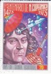 Stamps of the world : Equatorial Guinea :  5º centenario nacimiento Copernico
