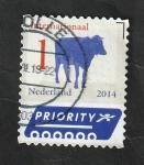 Sellos del Mundo : Europa : Holanda : 3132 - Una vaca