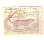 Sellos de America - Cuba -  navidad RESERVADO