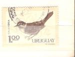 Sellos de America - Uruguay -  calandria