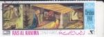 Sellos del Mundo : Asia : Emiratos_Árabes_Unidos : Navidad