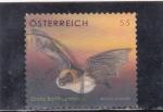 Sellos del Mundo : Europa : Austria : murcielago