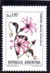 Sellos del Mundo : America : Argentina : flores- VIRREINA