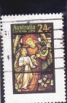 Sellos del Mundo : Oceania : Australia : NAVIDAD-84
