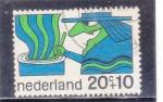 Sellos del Mundo : Europa : Holanda : cuentos infantiles