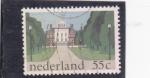 Sellos del Mundo : Europa : Holanda : mansion