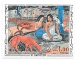 Stamps : Europe : France :  pintura