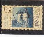 Stamps Germany -   Campanario de la Iglesia, Canzow