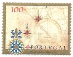 Stamps Europe - Portugal -  Cartografía portuguesa