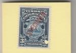 Stamps America - Costa Rica -  emigracion COSTA RICA